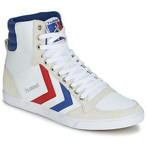 Ψηλά Sneakers Hummel TEN STAR HIGH CANVAS ΣΤΕΛΕΧΟΣ: Δέρμα / ύφασμα & ΕΠΕΝΔΥΣΗ: Ύφασμα & ΕΣ. ΣΟΛΑ: Ύφασμα & ΕΞ. ΣΟΛΑ: Καουτσούκ