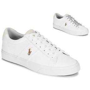Xαμηλά Sneakers Polo Ralph Lauren SAYER ΣΤΕΛΕΧΟΣ: Ύφασμα & ΕΠΕΝΔΥΣΗ: Ύφασμα & ΕΣ. ΣΟΛΑ: Ύφασμα & ΕΞ. ΣΟΛΑ: Καουτσούκ