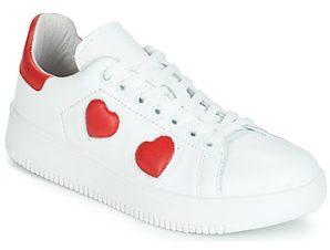 Xαμηλά Sneakers Yurban JIBOUILLE ΣΤΕΛΕΧΟΣ: Δέρμα & ΕΠΕΝΔΥΣΗ: Δέρμα & ΕΣ. ΣΟΛΑ: Δέρμα & ΕΞ. ΣΟΛΑ: Συνθετικό