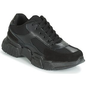 Xαμηλά Sneakers Yurban JILIBELLE ΣΤΕΛΕΧΟΣ: Δέρμα / ύφασμα & ΕΠΕΝΔΥΣΗ: Ύφασμα & ΕΣ. ΣΟΛΑ: Δέρμα & ΕΞ. ΣΟΛΑ: Συνθετικό