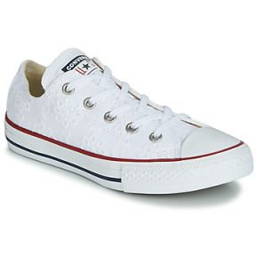 Xαμηλά Sneakers Converse CHUCK TAYLOR ALL STAR BROADERIE ANGLIAS OX ΣΤΕΛΕΧΟΣ: Ύφασμα & ΕΠΕΝΔΥΣΗ: Ύφασμα & ΕΣ. ΣΟΛΑ: Ύφασμα & ΕΞ. ΣΟΛΑ: Καουτσούκ