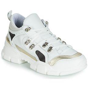 Xαμηλά Sneakers Sweet Lemon ELISA ΣΤΕΛΕΧΟΣ: Δέρμα & ΕΠΕΝΔΥΣΗ: Ύφασμα & ΕΣ. ΣΟΛΑ: Δέρμα & ΕΞ. ΣΟΛΑ: Καουτσούκ