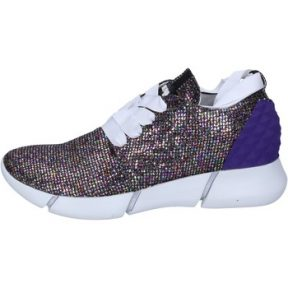 Xαμηλά Sneakers Elena Iachi sneakers multicolor glitter BT587
