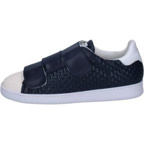 Xαμηλά Sneakers Brimarts sneakers blu pelle BT590
