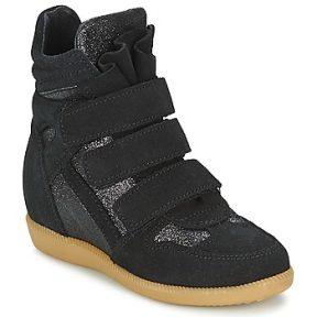 Ψηλά Sneakers Acebo's MILLIE ΣΤΕΛΕΧΟΣ: Δέρμα & ΕΠΕΝΔΥΣΗ: Δέρμα & ΕΣ. ΣΟΛΑ: Δέρμα & ΕΞ. ΣΟΛΑ: Καουτσούκ