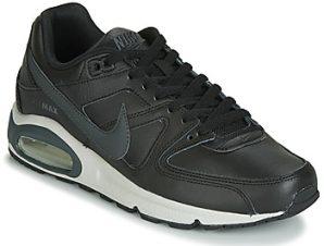 Xαμηλά Sneakers Nike AIR MAX COMMAND LEATHER ΣΤΕΛΕΧΟΣ: Δέρμα και συνθετικό & ΕΠΕΝΔΥΣΗ: Ύφασμα & ΕΣ. ΣΟΛΑ: Ύφασμα & ΕΞ. ΣΟΛΑ: Καουτσούκ