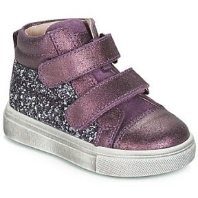 Ψηλά Sneakers Acebo's 5299AV-LILA-C ΣΤΕΛΕΧΟΣ: Δέρμα και συνθετικό & ΕΠΕΝΔΥΣΗ: Δέρμα & ΕΣ. ΣΟΛΑ: & ΕΞ. ΣΟΛΑ: Καουτσούκ
