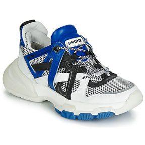 Xαμηλά Sneakers Bronx SEVENTY STREET ΣΤΕΛΕΧΟΣ: καστόρι & ΕΠΕΝΔΥΣΗ: Δέρμα χοίρου & ΕΣ. ΣΟΛΑ: Δέρμα χοίρου & ΕΞ. ΣΟΛΑ: Συνθετικό
