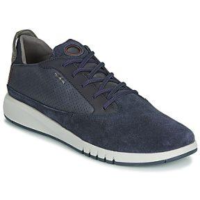 Xαμηλά Sneakers Geox U AERANTIS ΣΤΕΛΕΧΟΣ: Δέρμα & ΕΠΕΝΔΥΣΗ: Συνθετικό ύφασμα & ΕΣ. ΣΟΛΑ: Δέρμα & ΕΞ. ΣΟΛΑ: Συνθετικό