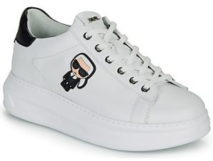 Xαμηλά Sneakers Karl Lagerfeld KAPRI KARL IKONIC LO LACE ΣΤΕΛΕΧΟΣ: Δέρμα & ΕΠΕΝΔΥΣΗ: Συνθετικό και ύφασμα & ΕΣ. ΣΟΛΑ: Δέρμα & ΕΞ. ΣΟΛΑ: Καουτσούκ