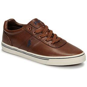 Xαμηλά Sneakers Polo Ralph Lauren HANFORD ΣΤΕΛΕΧΟΣ: Δέρμα βοοειδούς & ΕΠΕΝΔΥΣΗ: Δέρμα & ΕΣ. ΣΟΛΑ: Δέρμα & ΕΞ. ΣΟΛΑ: Καουτσούκ