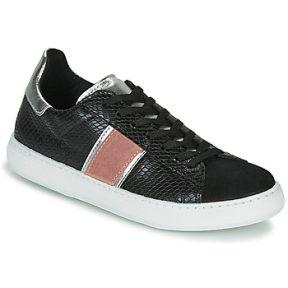 Xαμηλά Sneakers Yurban LIEO ΣΤΕΛΕΧΟΣ: Δέρμα και συνθετικό & ΕΠΕΝΔΥΣΗ: Δέρμα & ΕΣ. ΣΟΛΑ: Δέρμα & ΕΞ. ΣΟΛΑ: Συνθετικό