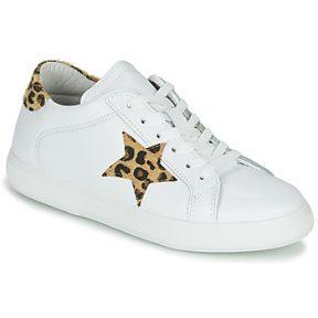 Xαμηλά Sneakers Yurban LAMBANE ΣΤΕΛΕΧΟΣ: Δέρμα & ΕΠΕΝΔΥΣΗ: Δέρμα & ΕΣ. ΣΟΛΑ: Δέρμα & ΕΞ. ΣΟΛΑ: Συνθετικό