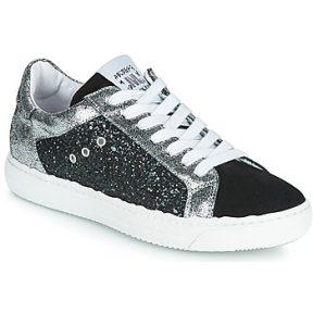 Xαμηλά Sneakers Meline PAKITELLE ΣΤΕΛΕΧΟΣ: Δέρμα / ύφασμα & ΕΠΕΝΔΥΣΗ: Δέρμα / ύφασμα & ΕΣ. ΣΟΛΑ: Δέρμα & ΕΞ. ΣΟΛΑ: Καουτσούκ
