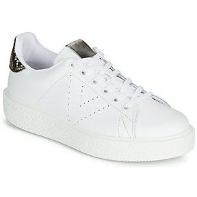 Xαμηλά Sneakers Victoria UTOPIA RELIEVE PIEL ΣΤΕΛΕΧΟΣ: Δέρμα & ΕΠΕΝΔΥΣΗ: Ύφασμα & ΕΣ. ΣΟΛΑ: Δέρμα & ΕΞ. ΣΟΛΑ: Συνθετικό