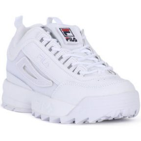 Xαμηλά Sneakers Fila DISRUPTOR LOW PATCHES