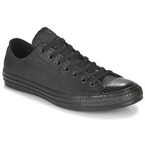 Xαμηλά Sneakers Converse CHUCK TAYLOR ALL STAR MONO OX ΣΤΕΛΕΧΟΣ: Δέρμα & ΕΠΕΝΔΥΣΗ: Ύφασμα & ΕΣ. ΣΟΛΑ: Ύφασμα & ΕΞ. ΣΟΛΑ: Καουτσούκ