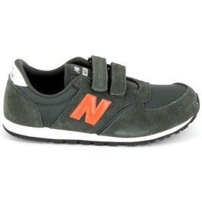 Xαμηλά Sneakers New Balance IV420 C Vert Orange [COMPOSITION_COMPLETE]