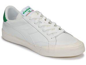 Xαμηλά Sneakers Diadora MELODY LEATHER DIRTY ΕΠΕΝΔΥΣΗ: Ύφασμα & ΕΣ. ΣΟΛΑ: Ύφασμα & ΕΞ. ΣΟΛΑ: Καουτσούκ