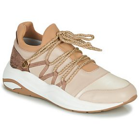 Xαμηλά Sneakers Pataugas FRANCESCA ΣΤΕΛΕΧΟΣ: Δέρμα / ύφασμα & ΕΠΕΝΔΥΣΗ: Δέρμα & ΕΣ. ΣΟΛΑ: Ύφασμα & ΕΞ. ΣΟΛΑ: Συνθετικό