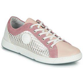 Xαμηλά Sneakers Pataugas JOHANA ΣΤΕΛΕΧΟΣ: Δέρμα / ύφασμα & ΕΠΕΝΔΥΣΗ: Δέρμα & ΕΣ. ΣΟΛΑ: Δέρμα & ΕΞ. ΣΟΛΑ: Συνθετικό