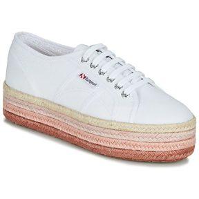 Xαμηλά Sneakers Superga 2790-COTCOLOROPEW ΣΤΕΛΕΧΟΣ: Ύφασμα & ΕΠΕΝΔΥΣΗ: Ύφασμα & ΕΣ. ΣΟΛΑ: Ύφασμα & ΕΞ. ΣΟΛΑ: Καουτσούκ