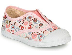 Xαμηλά Sneakers Citrouille et Compagnie RIVIALELLE ΣΤΕΛΕΧΟΣ: Ύφασμα & ΕΠΕΝΔΥΣΗ: Ύφασμα & ΕΣ. ΣΟΛΑ: Ύφασμα & ΕΞ. ΣΟΛΑ: Καουτσούκ