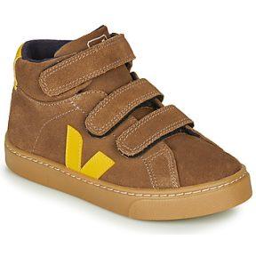 Ψηλά Sneakers Veja SMALL-ESPLAR-MID ΣΤΕΛΕΧΟΣ: Δέρμα & ΕΠΕΝΔΥΣΗ: Φυσικό ύφασμα & ΕΣ. ΣΟΛΑ: Συνθετικό & ΕΞ. ΣΟΛΑ: Καουτσούκ