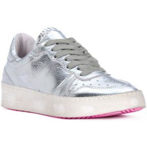 Xαμηλά Sneakers At Go GO MOON ARGENTO