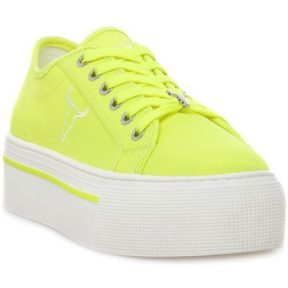 Xαμηλά Sneakers Windsor Smith RUBY CANVAS NEON YELLOW