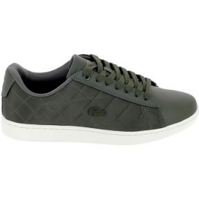 Xαμηλά Sneakers Lacoste Carnaby Evo Kaki [COMPOSITION_COMPLETE]