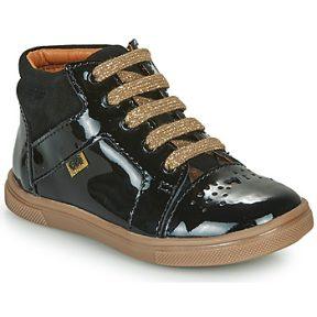 Ψηλά Sneakers GBB THEANA ΣΤΕΛΕΧΟΣ: Δέρμα αγελάδας & ΕΠΕΝΔΥΣΗ: Δέρμα & ΕΣ. ΣΟΛΑ: Δέρμα & ΕΞ. ΣΟΛΑ: Καουτσούκ