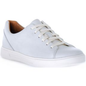 Xαμηλά Sneakers Clarks COSTA LACE WHITE