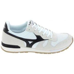 Sneakers Mizuno ML87 Blanc Noir [COMPOSITION_COMPLETE]