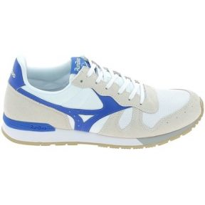 Sneakers Mizuno ML87 Blanc Bleu [COMPOSITION_COMPLETE]