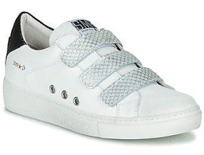 Xαμηλά Sneakers Semerdjian VIP ΣΤΕΛΕΧΟΣ: Δέρμα & ΕΠΕΝΔΥΣΗ: Δέρμα & ΕΣ. ΣΟΛΑ: Δέρμα & ΕΞ. ΣΟΛΑ: Καουτσούκ