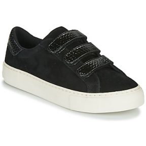 Xαμηλά Sneakers No Name ARCADE STRAPS ΣΤΕΛΕΧΟΣ: Δέρμα και συνθετικό & ΕΠΕΝΔΥΣΗ: Ύφασμα & ΕΣ. ΣΟΛΑ: Ύφασμα & ΕΞ. ΣΟΛΑ: Καουτσούκ