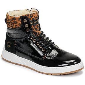 Ψηλά Sneakers Bullboxer AOF503E6L-BLCK ΣΤΕΛΕΧΟΣ: Δέρμα & ΕΠΕΝΔΥΣΗ: Μάλλινα & ΕΣ. ΣΟΛΑ: Συνθετικό & ΕΞ. ΣΟΛΑ: Συνθετικό