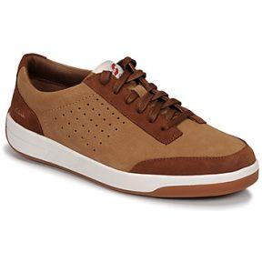Xαμηλά Sneakers Clarks HERO AIR LACE ΣΤΕΛΕΧΟΣ: Δέρμα & ΕΠΕΝΔΥΣΗ: Δέρμα & ΕΣ. ΣΟΛΑ: Δέρμα & ΕΞ. ΣΟΛΑ: Καουτσούκ