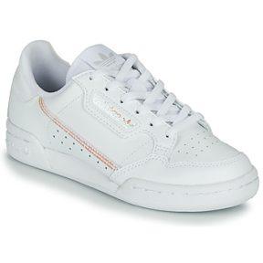 Xαμηλά Sneakers adidas CONTINENTAL 80 J ΣΤΕΛΕΧΟΣ: Δέρμα και συνθετικό & ΕΠΕΝΔΥΣΗ: Ύφασμα & ΕΣ. ΣΟΛΑ: Ύφασμα & ΕΞ. ΣΟΛΑ: Καουτσούκ