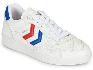 Xαμηλά Sneakers Hummel HB TEAM OGC ΣΤΕΛΕΧΟΣ: Δέρμα & ΕΠΕΝΔΥΣΗ: Ύφασμα & ΕΣ. ΣΟΛΑ: Ύφασμα & ΕΞ. ΣΟΛΑ: Καουτσούκ