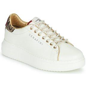Xαμηλά Sneakers Serafini J.CONNORS ΣΤΕΛΕΧΟΣ: Δέρμα & ΕΠΕΝΔΥΣΗ: Δέρμα & ΕΣ. ΣΟΛΑ: Δέρμα & ΕΞ. ΣΟΛΑ: Συνθετικό