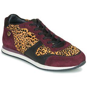 Xαμηλά Sneakers Pataugas IDOL/I F4E ΣΤΕΛΕΧΟΣ: Δέρμα & ΕΠΕΝΔΥΣΗ: Δέρμα & ΕΣ. ΣΟΛΑ: Ύφασμα & ΕΞ. ΣΟΛΑ: Συνθετικό