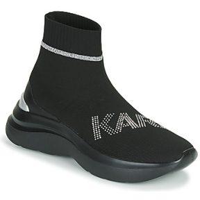 Ψηλά Sneakers Karl Lagerfeld SKYLINE KARL RHINESTONE PULL ON BT