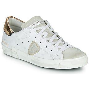 Xαμηλά Sneakers Philippe Model PARIS X VEAU CROCO ΣΤΕΛΕΧΟΣ: Δέρμα & ΕΠΕΝΔΥΣΗ: Ύφασμα & ΕΣ. ΣΟΛΑ: Καουτσούκ & ΕΞ. ΣΟΛΑ: Καουτσούκ