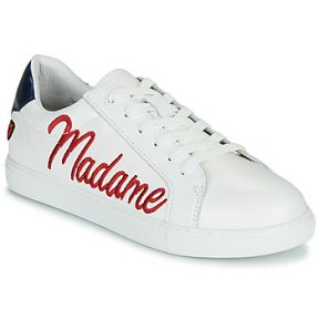 Xαμηλά Sneakers Bons baisers de Paname SIMONE MADAME MONSIEUR ΣΤΕΛΕΧΟΣ: Δέρμα & ΕΠΕΝΔΥΣΗ: Δέρμα & ΕΣ. ΣΟΛΑ: Δέρμα & ΕΞ. ΣΟΛΑ: Συνθετικό
