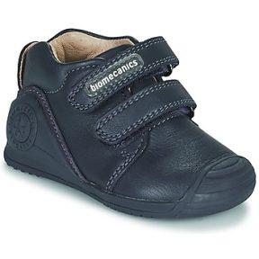 Xαμηλά Sneakers Biomecanics BOTIN DOS VELCROS ΣΤΕΛΕΧΟΣ: Δέρμα & ΕΠΕΝΔΥΣΗ: Δέρμα & ΕΣ. ΣΟΛΑ: Δέρμα & ΕΞ. ΣΟΛΑ: Συνθετικό