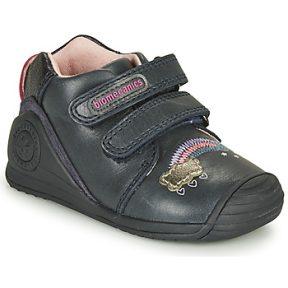 Xαμηλά Sneakers Biomecanics BOTIN TWIN ΣΤΕΛΕΧΟΣ: Δέρμα & ΕΠΕΝΔΥΣΗ: Δέρμα & ΕΣ. ΣΟΛΑ: Δέρμα & ΕΞ. ΣΟΛΑ: Συνθετικό