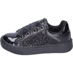 Sneakers Solo Soprani sneakers glitter vernice