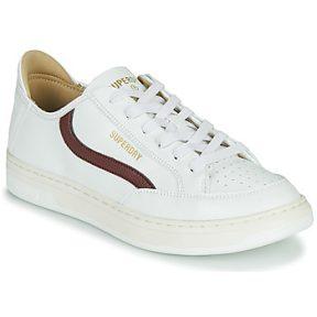 Xαμηλά Sneakers Superdry BASKET LUX LOW TRAINER ΣΤΕΛΕΧΟΣ: Ύφασμα & ΕΠΕΝΔΥΣΗ: & ΕΣ. ΣΟΛΑ: & ΕΞ. ΣΟΛΑ: Συνθετικό